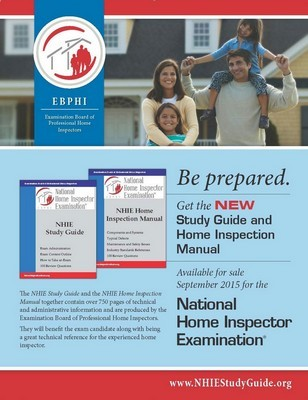 NHIE Study Guide & NHIE Home Inspection Manual